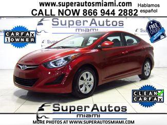 2016 Hyundai Elantra SE in Doral FL, 33166