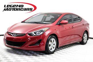 2016 Hyundai Elantra SE in Garland
