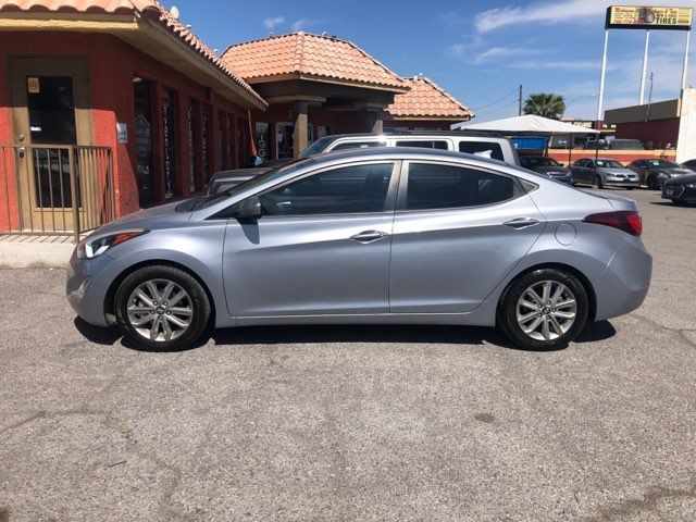 2016 Hyundai Elantra SE CAR PROS AUTO CENTER (702) 405-9905 Las Vegas, Nevada 1