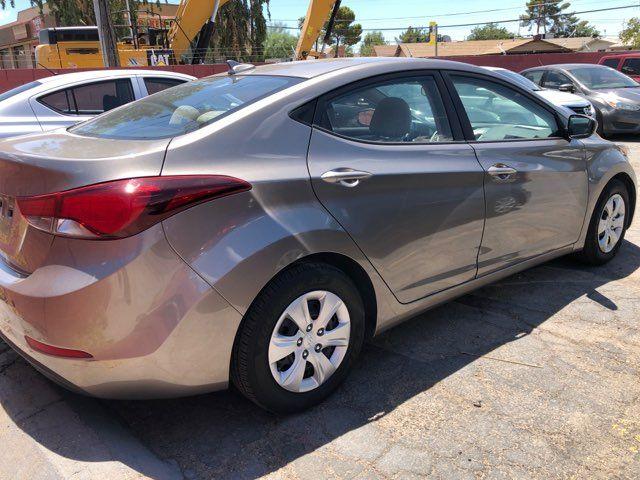 2016 Hyundai Elantra SE CAR PROS AUTO CENTER (702) 405-9905 Las Vegas, Nevada 2