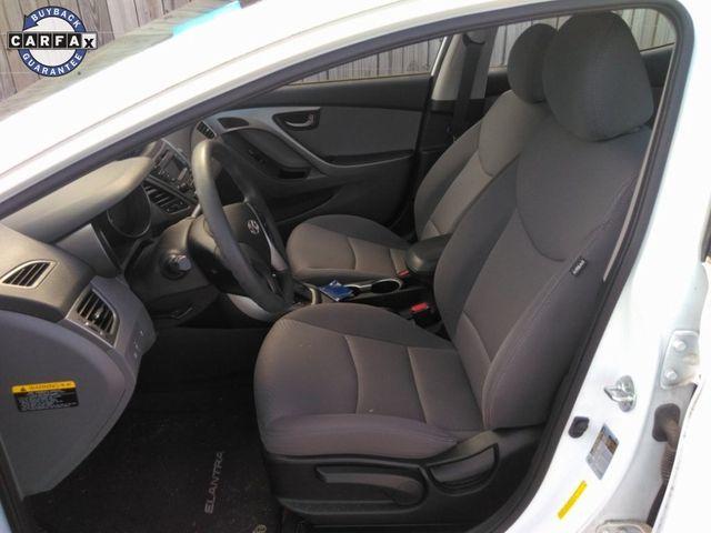 2016 Hyundai Elantra SE Madison, NC 7
