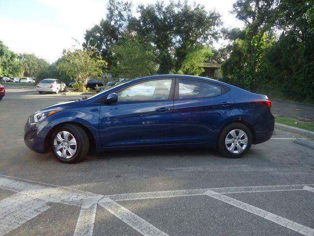 2016 Hyundai Elantra SE SEFFNER, Florida 4