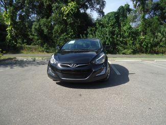 2016 Hyundai Elantra SE POPULAR EQ PKG. CAMERA. ALLOY SEFFNER, Florida 6