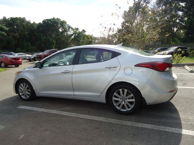 2016 Hyundai Elantra SE PUPULAR EQ. CAMERA. WHEELS SEFFNER, Florida 10