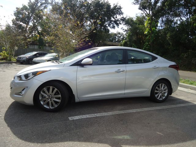 2016 Hyundai Elantra SE PUPULAR EQ. CAMERA. WHEELS SEFFNER, Florida 4