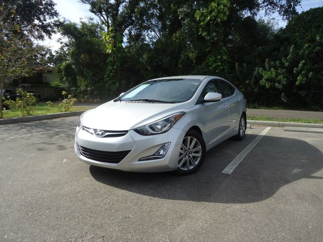 2016 Hyundai Elantra SE PUPULAR EQ. CAMERA. WHEELS SEFFNER, Florida 5