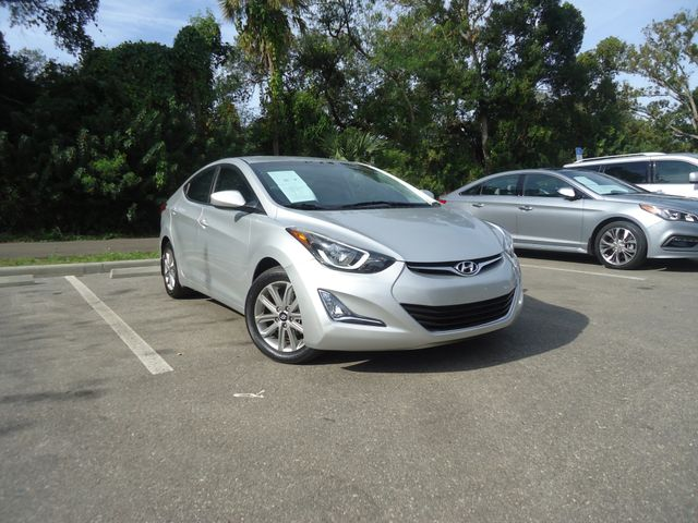 2016 Hyundai Elantra SE PUPULAR EQ. CAMERA. WHEELS SEFFNER, Florida 8