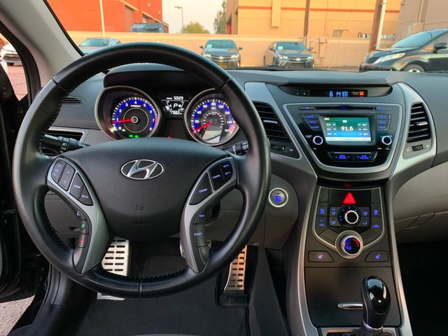 2016 Hyundai Elantra Sport 3 MONTH/3,000 MILE NATIONAL POWERTRAIN WARRANTY Mesa, Arizona 14