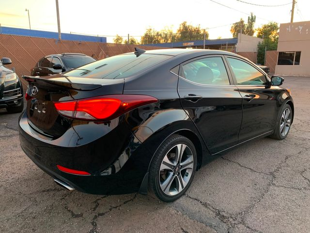 2016 Hyundai Elantra Sport 3 MONTH/3,000 MILE NATIONAL POWERTRAIN WARRANTY Mesa, Arizona 4