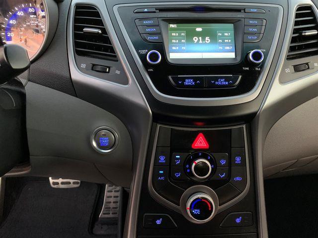 2016 Hyundai Elantra Sport 3 MONTH/3,000 MILE NATIONAL POWERTRAIN WARRANTY Mesa, Arizona 18