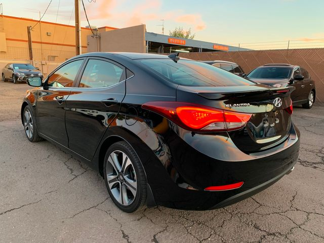 2016 Hyundai Elantra Sport 3 MONTH/3,000 MILE NATIONAL POWERTRAIN WARRANTY Mesa, Arizona 2
