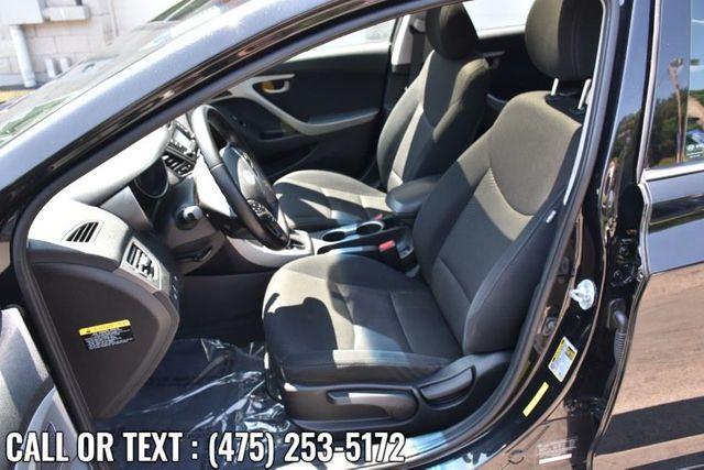 2016 Hyundai Elantra Value Edition Waterbury, Connecticut 12
