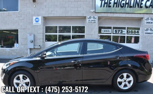 2016 Hyundai Elantra Value Edition Waterbury, Connecticut 1