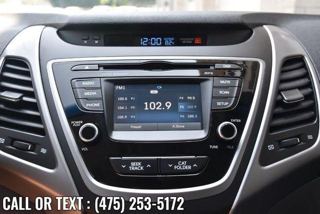 2016 Hyundai Elantra Value Edition Waterbury, Connecticut 25