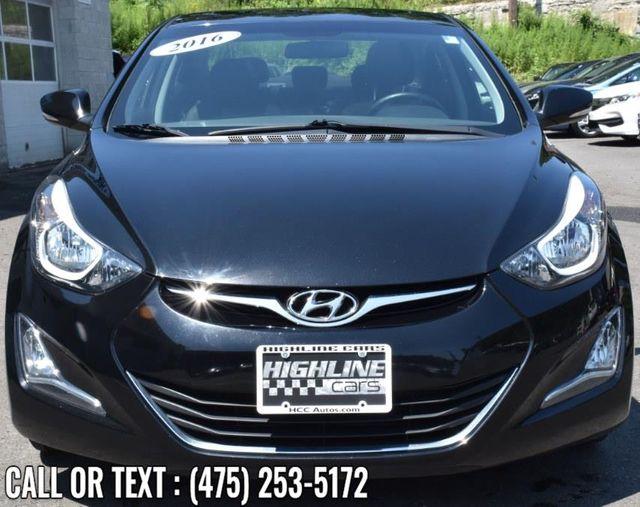 2016 Hyundai Elantra Value Edition Waterbury, Connecticut 7