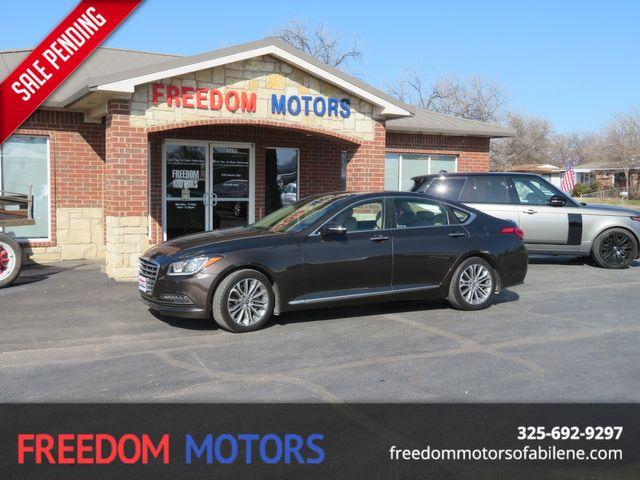 2016 Hyundai Genesis 3.8L in Abilene,Tx, Texas 79605