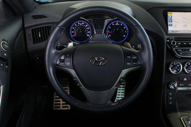 2016 Hyundai Genesis Coupe 3.8L Ultimate RWD- NAV - SUNROOF - HEATED LEATHER! Mooresville , NC 6