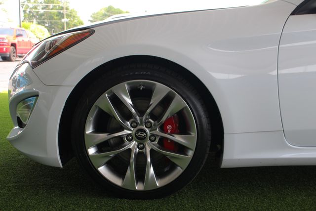 2016 Hyundai Genesis Coupe 3.8L Ultimate RWD- NAV - SUNROOF - HEATED LEATHER! Mooresville , NC 21