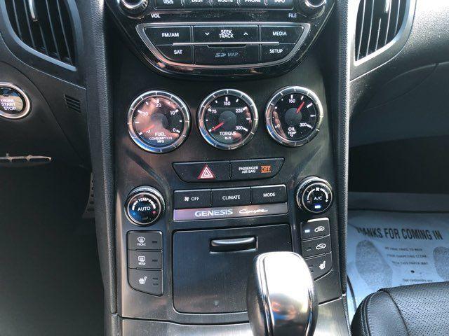 2016 Hyundai Genesis Coupe Ultimate 3.8L ONE OWNER-NAV in Carrollton, TX 75006