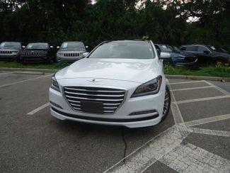2016 Hyundai Genesis 3.8L AWD HTRACK. WITH TECHNOLOGY SEFFNER, Florida 8