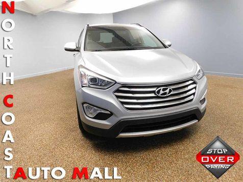 2016 Hyundai Santa Fe Limited in Bedford, Ohio