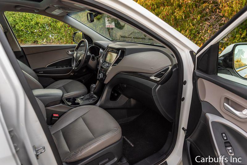 2016 Hyundai Santa Fe Limited Ultimate AWD | Concord, CA | Carbuffs in Concord, CA