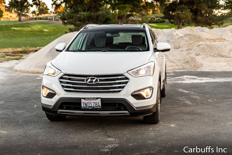2016 Hyundai Santa Fe Limited Ultimate AWD | Concord, CA | Carbuffs in Concord, CA