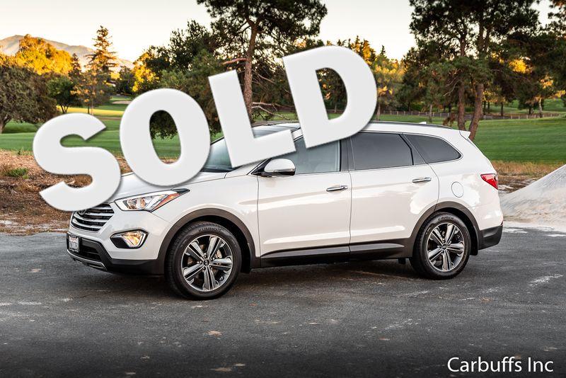 2016 Hyundai Santa Fe Limited Ultimate AWD | Concord, CA | Carbuffs