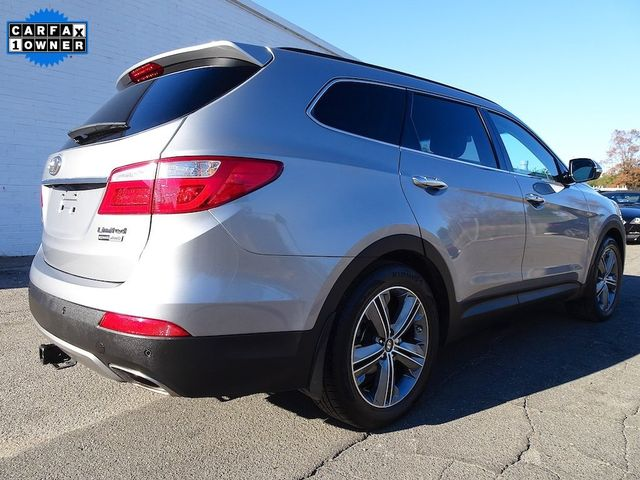2016 Hyundai Santa Fe Limited Madison, NC 2