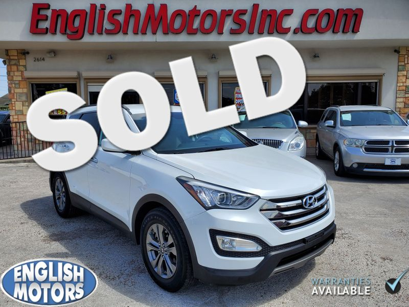 2016 Hyundai Santa Fe Sport   Brownsville TX  English Motors  in Brownsville, TX