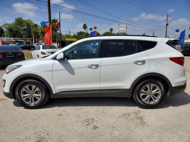2016 Hyundai Santa Fe Sport   Brownsville TX  English Motors  in Brownsville, TX