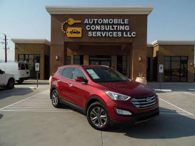 2016 Hyundai Santa Fe Sport in Bullhead City Arizona, 86442-6452