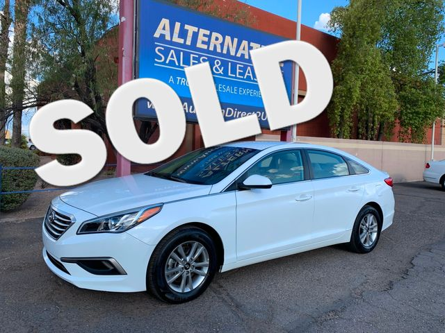 2016 Hyundai Sonata 2.4L SE FULL MANUFACTURER WARRANTY Mesa, Arizona