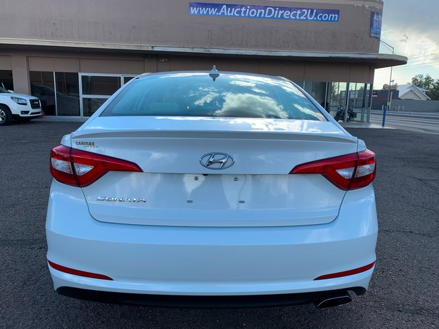 2016 Hyundai Sonata 2.4L SE FULL MANUFACTURER WARRANTY Mesa, Arizona 3