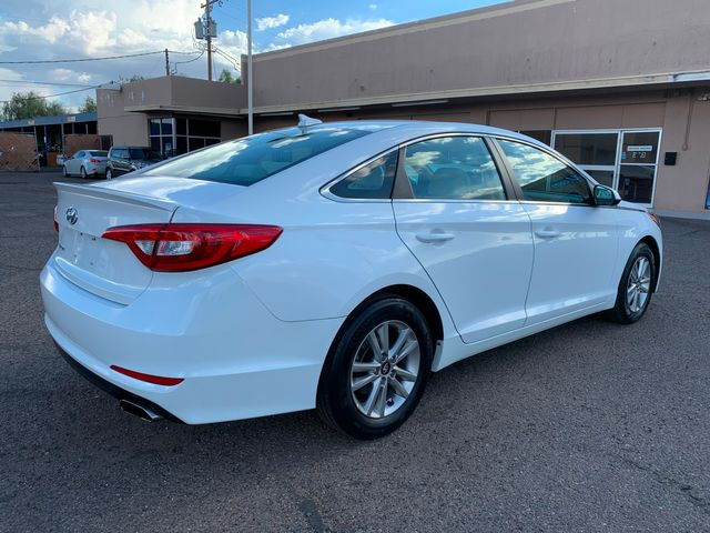 2016 Hyundai Sonata 2.4L SE FULL MANUFACTURER WARRANTY Mesa, Arizona 4