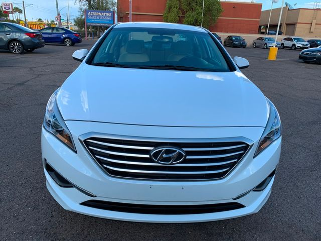 2016 Hyundai Sonata 2.4L SE FULL MANUFACTURER WARRANTY Mesa, Arizona 7