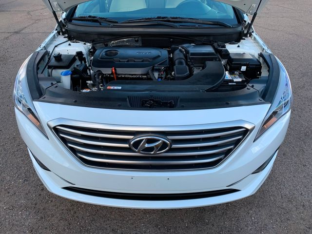 2016 Hyundai Sonata 2.4L SE FULL MANUFACTURER WARRANTY Mesa, Arizona 8