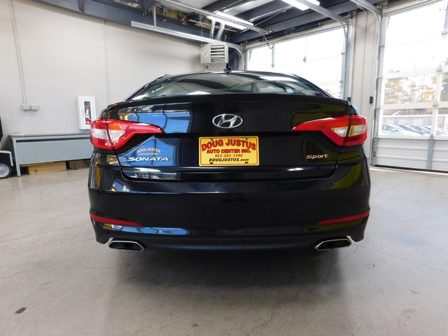 2016 Hyundai Sonata 2.4L Sport in Airport Motor Mile ( Metro Knoxville ), TN 37777