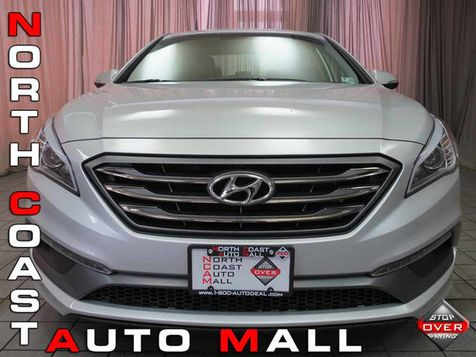 2016 Hyundai Sonata 2.4L Sport in Akron, OH