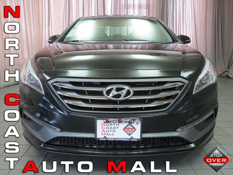 Used 2016 Hyundai Sonata 2 4l Limited