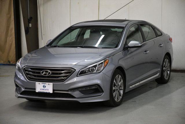 2016 Hyundai Sonata Limited w/ Apple Car Play / Safety Tech