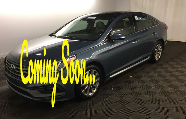 2016 Hyundai Sonata 2.4L Limited w/ Ultimate Package