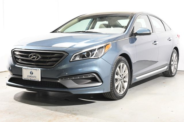2016 Hyundai Sonata 2.4L Limited w/ Ultimate Package in Branford, CT 06405