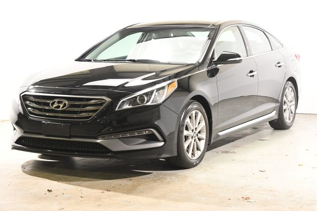 2016 Hyundai Sonata Limited w/Ultimate Package