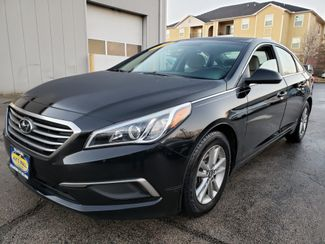 2016 Hyundai Sonata 2.4L SE | Champaign, Illinois | The Auto Mall of Champaign in Champaign Illinois