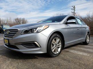2016 Hyundai Sonata 2.4L SE | Champaign, Illinois | The Auto Mall of Champaign in Champaign Illinois