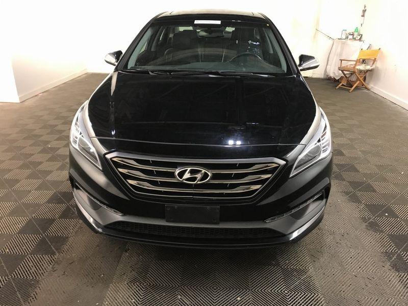 2016 Hyundai Sonata 24L Sport  city Ohio  North Coast Auto Mall of Cleveland  in Cleveland, Ohio