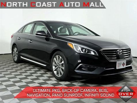 2016 Hyundai Sonata 2.4L Limited in Cleveland, Ohio