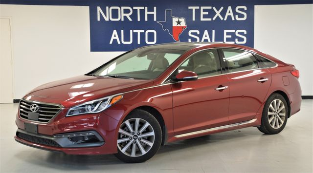 2016 Hyundai Sonata 2.4L Limited 1 OWNER TECH & ULTIMATE PKG