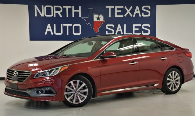 2016 Hyundai Sonata 2.4L Limited 1 OWNER TECH & ULTIMATE PKG